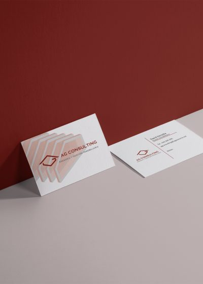 AG consulting tarjetas