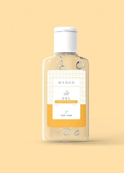 Botes limpia manos- Mango