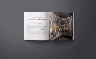 Revista La tumba de Horemheb