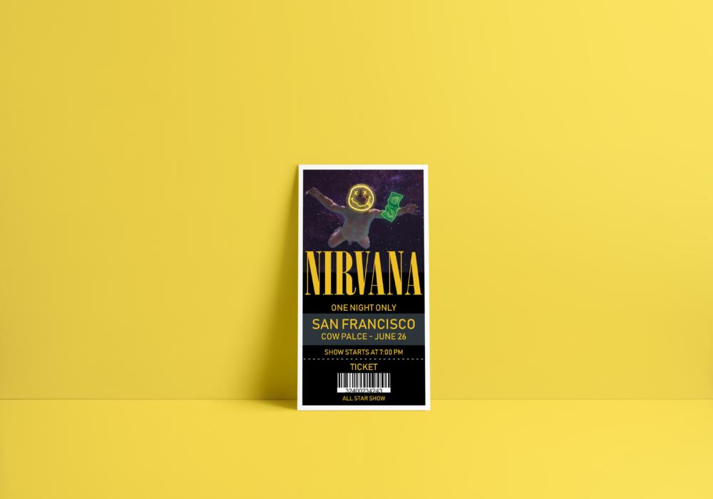 Tiket Nirvana